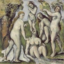 Cezanne, Cinque bagnanti [2].jpg
