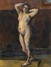 Cezanne, Donna nuda in piedi.jpg