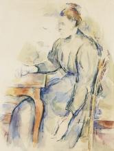 Cezanne, Donna seduta (La signora Cezanne).jpg
