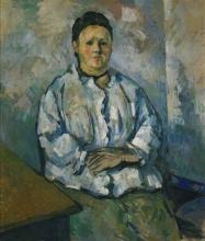 Cezanne, Donna seduta.jpg