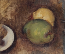 Cezanne, Due frutti.jpg