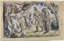 Cezanne, Enea incontra Didone a Cartagine.jpg