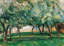 Cezanne, Fattoria in Normandia.png
