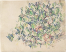 Cezanne, Fogliame.jpg
