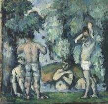 Cezanne, I cinque bagnanti.jpg