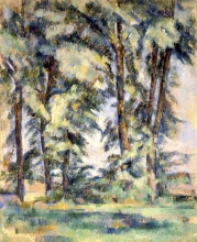 Cezanne, I grandi alberi allo Jas de Bouffan.jpg