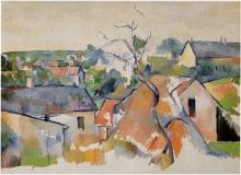 Cezanne, I tetti [1898 circa].jpg