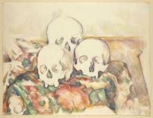 Cezanne, I tre teschi.jpg