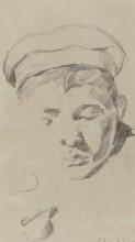 Cezanne, Il figlio dell'artista [verso].png