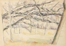 Cezanne, Il frutteto.jpg