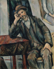 Cezanne, Il fumatore.png