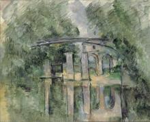 Cezanne, Il mulino bruciato a Maisons Alfort.jpg