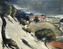Cezanne, Il nevischio a L'Estaque - I tetti rossi.jpg