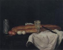 Cezanne, Il pane e le uova.jpg