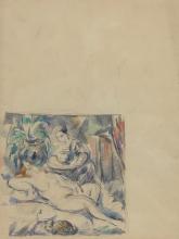 Cezanne, Il risveglio.jpg