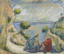 Paul Cézanne, L'assassinio nel burrone | Le meurtre dans la ravine