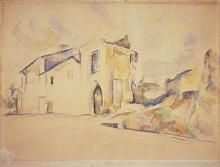 Cezanne, La casa.jpg