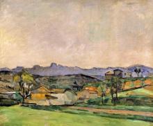 Cezanne, La catena dell'Etoile con il Pilon du Roi [1].jpg