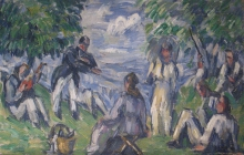Cezanne, La gita in campagna.jpg