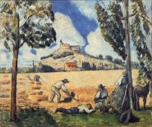 Cezanne, La mietitura.jpg