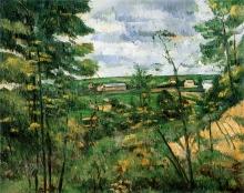 Cezanne, La piana di Saint Ouen l′Aumone.jpg