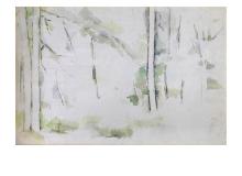 Cezanne, La radura [recto].png