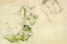 Cezanne, La signora Cezanne con ortensie.jpg