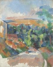 Cezanne, La strada in curva [1900-1906].jpg