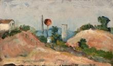 Cezanne, La trincea.jpg
