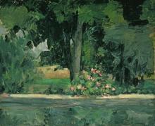 Cezanne, La vasca dello Jas de Bouffan [2].jpg