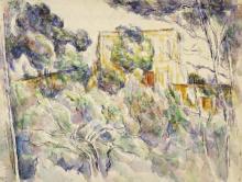 Cezanne, Lo Chateau Noir.png