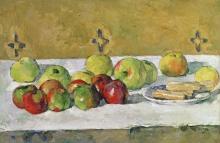 Cezanne, Mele e biscotti [1877 circa].jpg