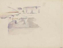 Cezanne, Paesaggio (Il muro) [recto].png