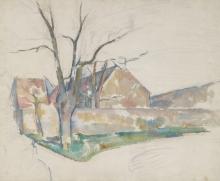 Cezanne, Paesaggio d'inverno.jpg