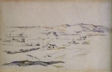 Cezanne, Paesaggio provenzale nei pressi di Gardanne.jpg