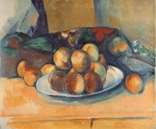 Cezanne, Piatto di pesche [2].jpg