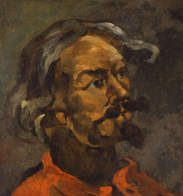 Cezanne, Ritratto di Achille Emperaire.png