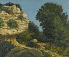 Cezanne, Rocce | Rochers | Rocks