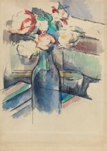 Cezanne, Rose in una bottiglia.jpg
