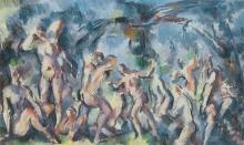 Cezanne, Schizzo di bagnanti (1900-1902).jpg