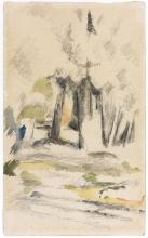 Cezanne, Sottobosco [1882-1884].jpg
