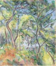 Cezanne, Sottobosco [7].jpg