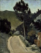 Cezanne, Strada in curva in Provenza.jpg