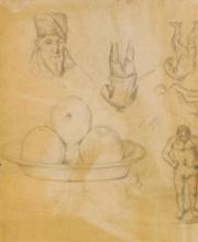 Cezanne, Studi [verso].jpg