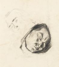 Paul Cézanne, Studi per testa di ragazzo   Études pour tête de garçon