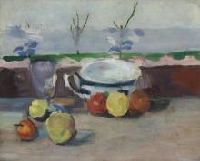 Cezanne, Tazza, bicchiere e frutta, III.jpg