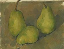 Cezanne, Tre pere.jpg