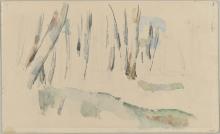 Cezanne, Tronchi d'albero.jpg