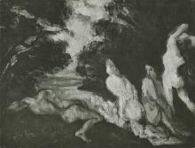 Cezanne, Uomo disteso e bagnanti.jpg