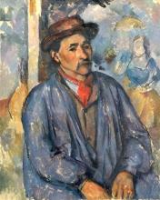 Cezanne, Uomo in camiciotto azzurro.jpg